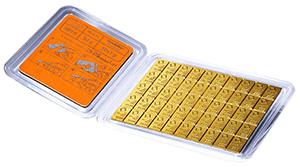 Combibar - 1g-Gold-Barren