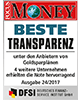 Focus Money Test Goldsparplananbieter 2017 - SOLIT Gruppe - Beste Transparenz