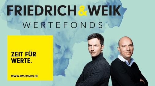 Friedrich & Weik Wertefonds - Teaserbild