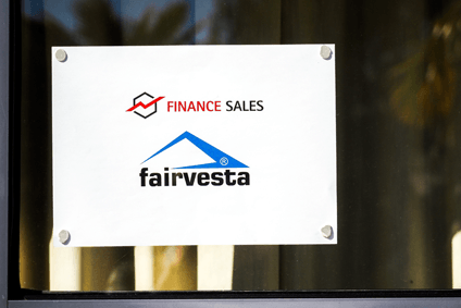 Roadshow Schild Finance Sales - fairvesta