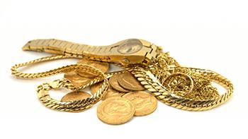 Gold wird zu Schmuck