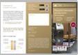 Flyer zum SOLIT Edelmetalldepot