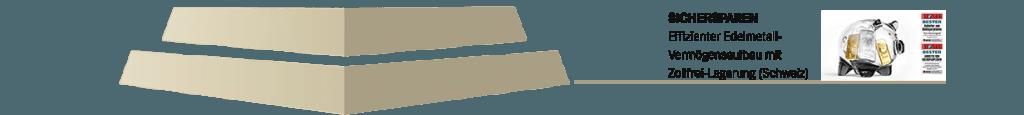 SOLIT Konzeptpyramide - 2 - Edelmetalldepot