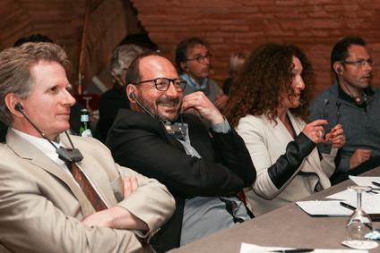 SOLIT Präsentation Publikum