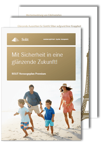 SOLIT Vorsorgeplan Premium Broschüre