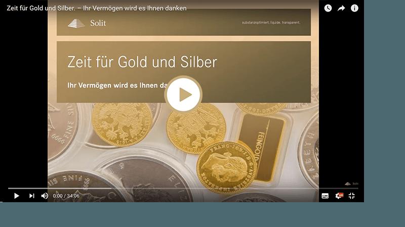 Teaserbild - Video - Zeit für Gold und Silber. width=