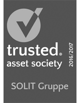 Trusted Asset Society - Siegel - SOLIT Gruppe